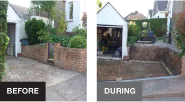 block paving Sidmouth