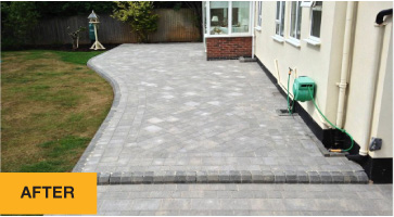 limestone paving Exeter Exmouth