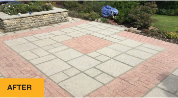 Patio Cleaning Honiton